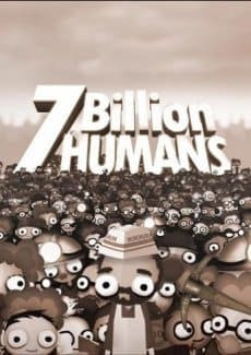 Постер 7 Billion Humans