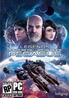 Постер Legends of Pegasus