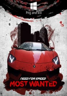 Постер Need for Speed: Most Wanted (2012)