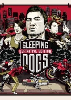 Постер Sleeping Dogs: Definitive Edition