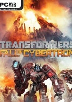 Постер Transformers: Fall of Cybertron