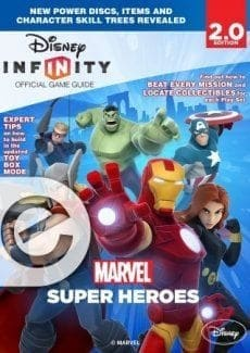 Disney Infinity 2.0 Marvel Super Heroes