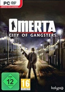 Постер Omerta: City of Gangsters