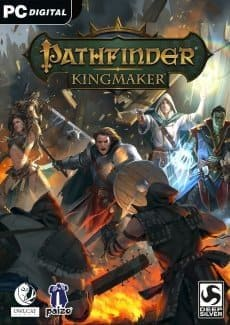 Постер Pathfinder Kingmaker: Imperial Edition
