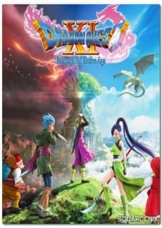 Постер DRAGON QUEST 11 Echoes of an Elusive Age