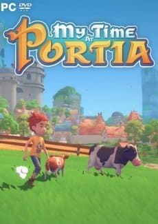 Постер My Time At Portia