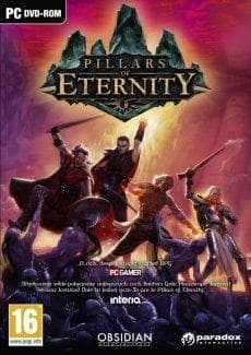Постер Pillars of Eternity