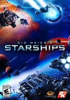 Постер Sid Meier's Starships