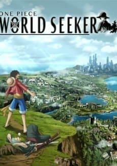 Постер One Piece: World Seeker