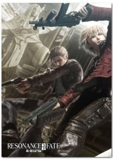RESONANCE OF FATE END OF ETERNITY 4K/HD EDITION