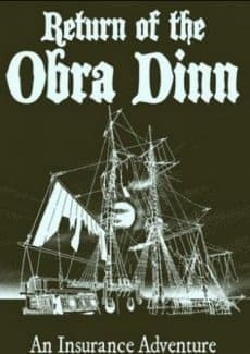Постер Return of the Obra Dinn