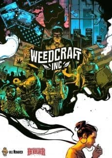 Постер Weedcraft Inc