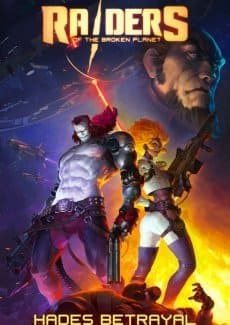 Spacelords: Hades Betrayal