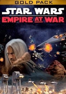 Постер Star Wars Empire at War Gold Pack