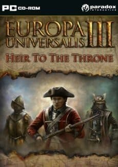 Europa Universalis 3 - Heir to the Throne