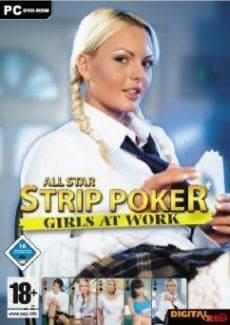 Постер Video Strip Poker: Red Light Edition