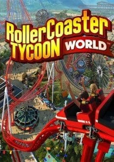 Постер RollerCoaster Tycoon World