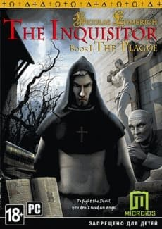 Постер Nicolas Eymerich - The Inquisitor - Book 1 : The Plague