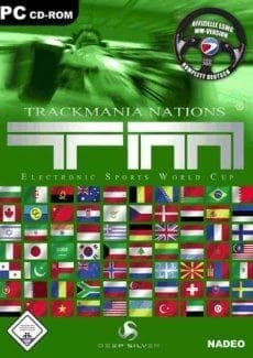 TrackMania Nations Forever ESWC