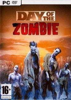 Постер Day of the Zombie