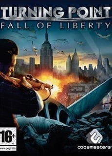 Постер Turning Point - Fall of Liberty