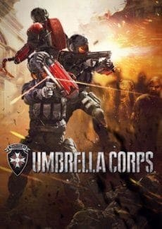 Постер Biohazard Umbrella Corps