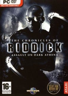 Постер The Chronicles of Riddick Assault on Dark Athena