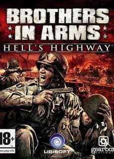 Постер Brothers in Arms: Hell's Highway