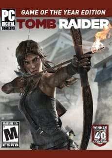 Постер Tomb Raider: Game of the Year Edition