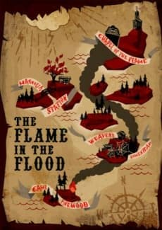 Постер The Flame in the Flood