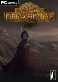 Постер The Age of Decadence