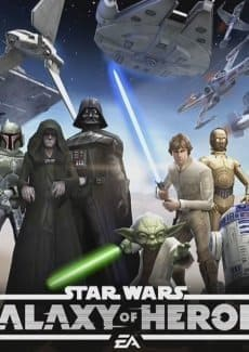 Постер Star Wars: Galaxy of Heroes