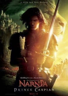 Постер The Chronicles of Narnia: Prince Caspian