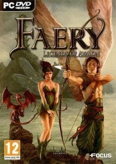 Постер Faery: Legends of Avalon