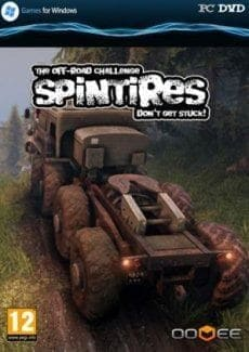 SpinTires Level Up - Autumn