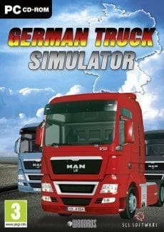 Постер German Truck Simulator