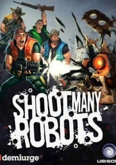 Постер Shoot Many Robots