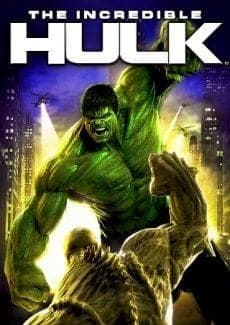Постер The Incredible Hulk