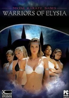 Постер Bikini Karate Babes 2: Warriors of Elysia