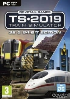 Постер Train Simulator 2019