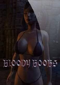 Постер Bloody Boobs
