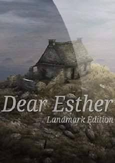 Постер Dear Esther Landmark Edition