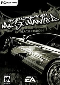 NFS Most Wanted: Black Edition