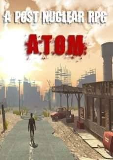 ATOM RPG Post-apocalyptic indie game