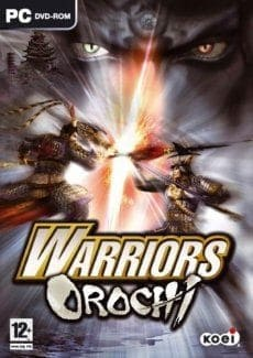 Постер Warriors Orochi