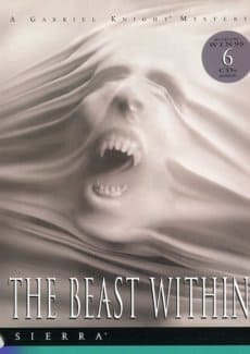 Постер The Beast Within: A Gabriel Knight Mystery