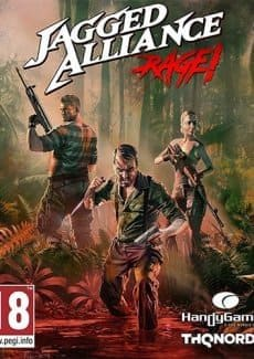 Постер Jagged Alliance: Rage!