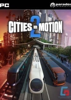 Cities in Motion 2 The Modern Days
