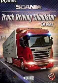 Постер Scania Truck Driving Simulator - The Game