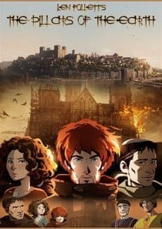 Ken Follett's The Pillars of the Earth Book 1-3
